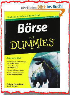 Amazon boersen buch